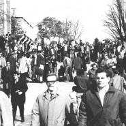 ROTC protest 8, March 6, 1969