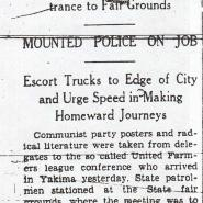 Yakima Daily Republic, August 28, 1933, pg. 1