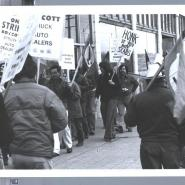UFW solidarity 4, KC Auto Trades Strike, 1977