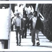 UFW solidarity 5, KC Auto Trades Strike, 1977