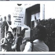 UFW solidarity 6, KC Auto Trades Strike, 1977