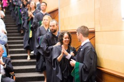 Class 45, Seattle Graduation 2013