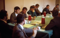 Roundtable Interviews at the 1969 Selection Committee