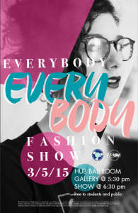 EVERYBODY Every Body Fashion Show 2015!