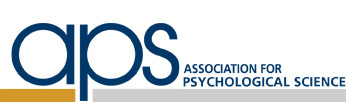 The Association for Psychological Science Logo