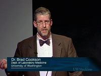 Dr. Cookson on UWTV