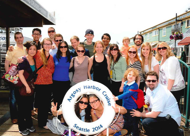 Argosy Cruise Resident Retreat 2014