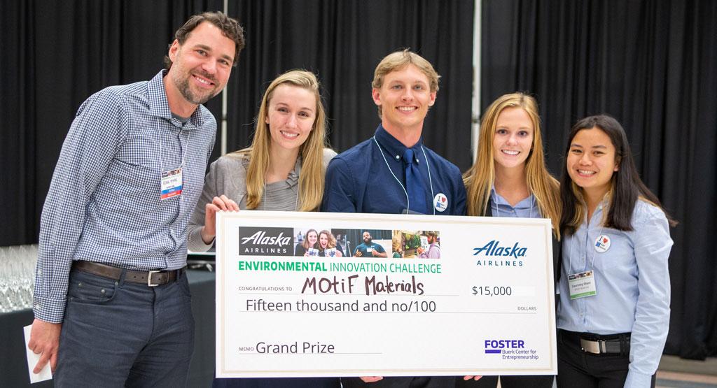 NRG Team Wins Grand Prize at Innovation Challenge