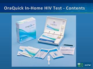 Home HIV Testing