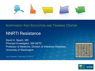 NNRTI Resistance 2015