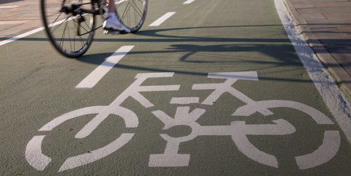 bicycle-lane