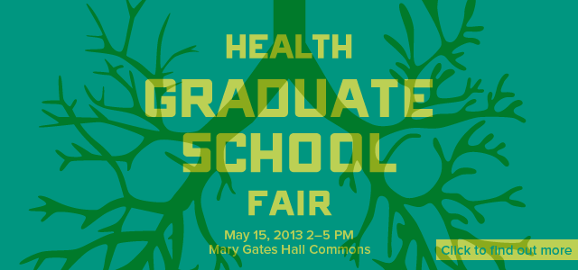 Health Graduate School Fair_Web banner