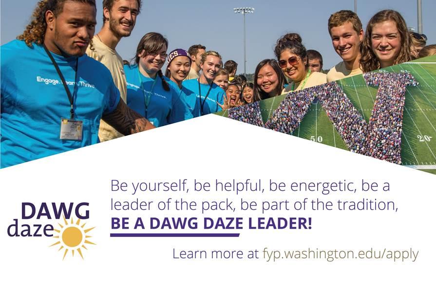 Dawg Daze Leaders