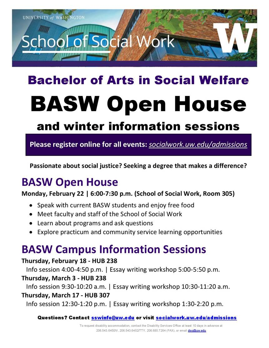 BASW open house win 2016