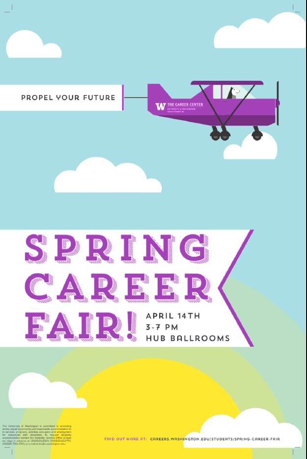 Spring career fair
