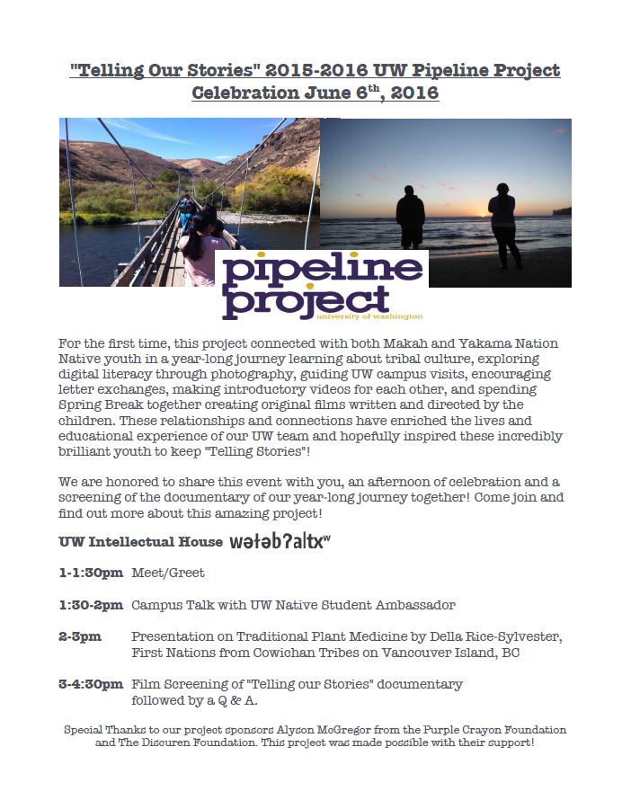 Neah Bay  Pipeline 2016-17