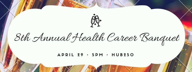 8th Annual Health Career Banquet