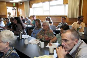 Attendees at the AHAB stakeholder workshop