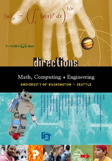 Directions, Math, Computing + Engineering