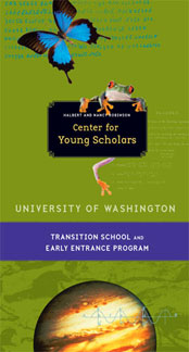 Transition School and Early Entrance Program