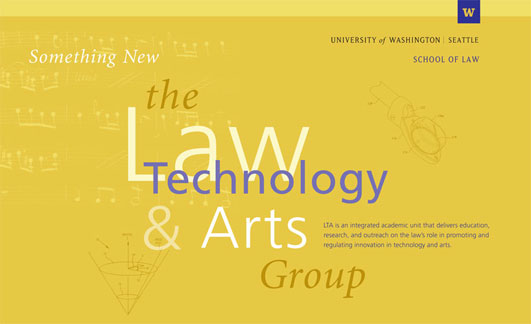 The Law, Technology, and Arts