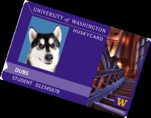 Husky Card for Dubs