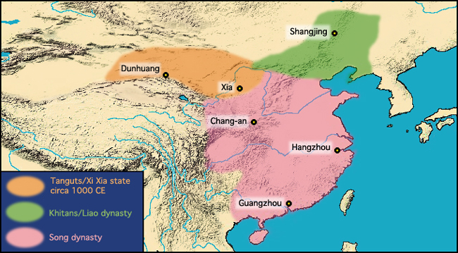 A multi state system 907 1279 liao dynasty khitan 907 916 1125 sciox Gallery