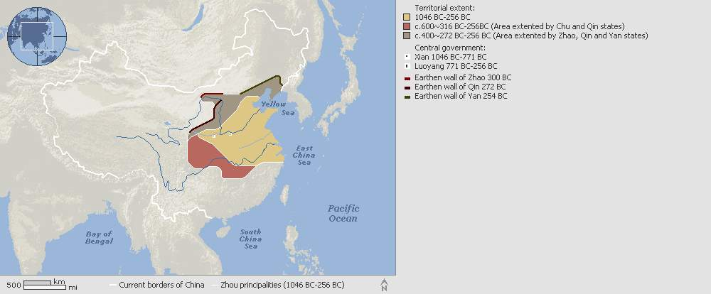 Project links silk road map chinese zhou dynasty sciox Gallery