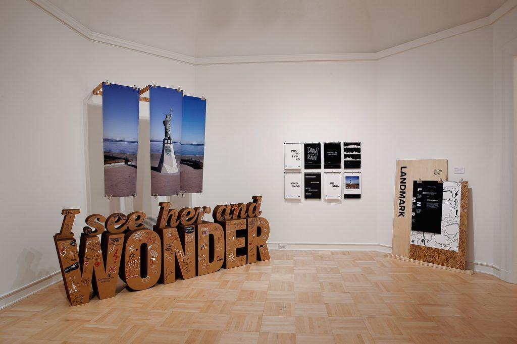 Landmark: Participatory Experiences in Commemorative Places by Sarah Reitz