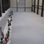 Ai Wei Wei, &quot;Sunflower Seeds&quot; at Tate Modern; photo by Jeanette Mills, Oct 2010