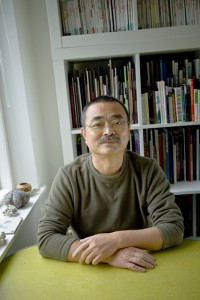 Akio Takamori; photo by Doug Manelski