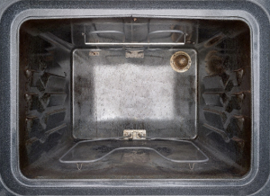 Oven by Isaac Layman, 2010; photo from Lawrimore Project website with artist's permission