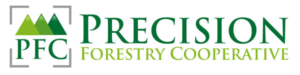 Logo - Precision Forestry Cooperative