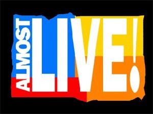 Almost Live! logo