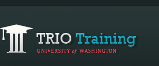 University of Washington TRIO Training