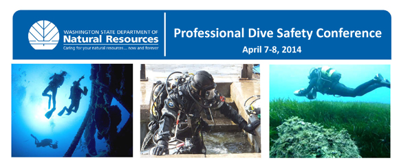 Dive Savety Conf WSDNR