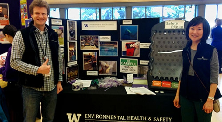 UW Safety, Sustainability, and Preparedness Expo