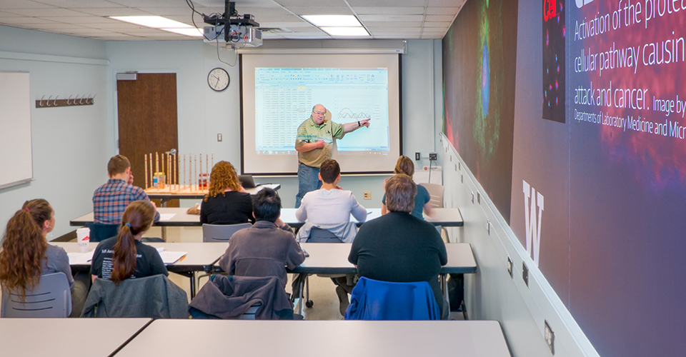 Health Sciences Academic Services and Facilities is committed to supporting students and instructors returning to the classroom with enhanced IT resources. Click here for more information.
