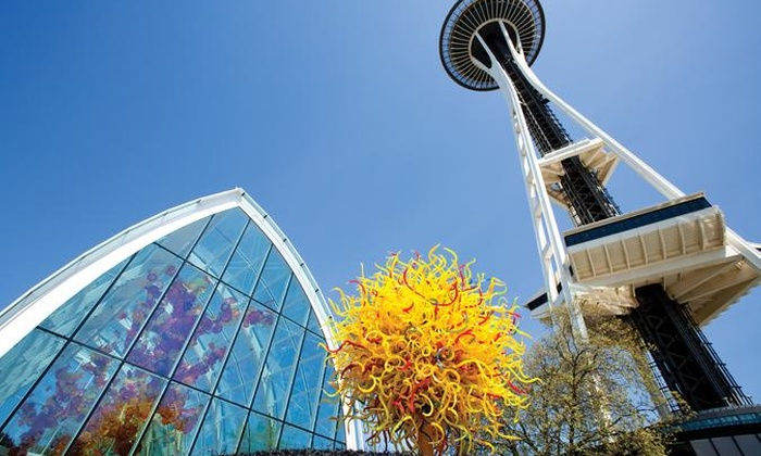 summer opportunities with chihuly garden and glass and the space needle - Chihuly Garden And Glass Seattle