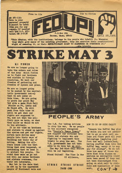 PNW Antiwar: Photos & Documents