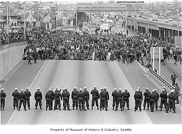 May 1970 Student Strike