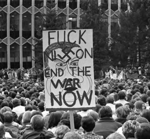 May 1970 Student Strike