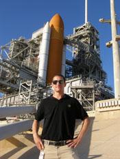 David Smith @ Kennedy Space Center