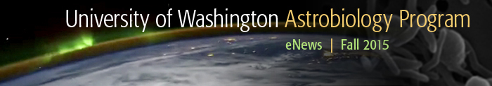 University of Washington Astrobiology Program