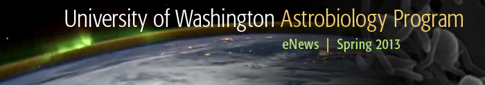University of Washington Astrobiology Program