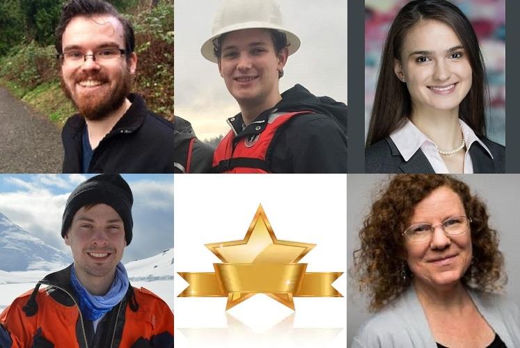 UWAB Students & Faculty Members Receive Honors & Awards