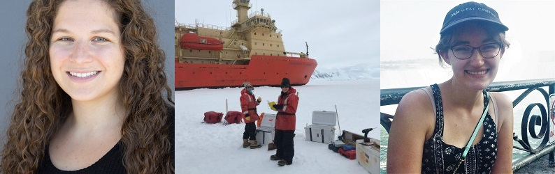 Studying Sea Ice Algae in Antarctica: Two Graduate Students Take Fieldwork to the Next Level