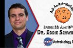 UWAB Alum Dr. Eddie Schwieterman Featured on Ask and Astrobiologist