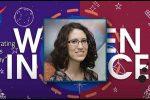 UWAB Alum Giada Arney Highlighted by NASA for Women's Equality Day