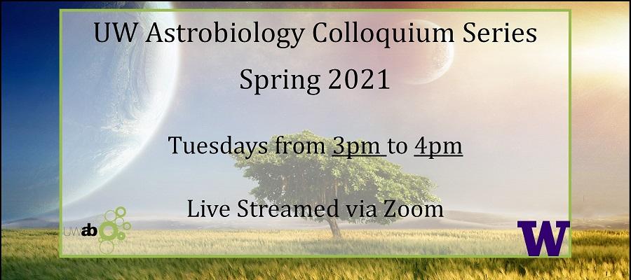 Spring 2021 Colloquium Speakers Announced